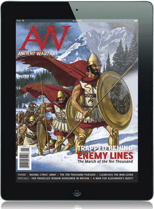 Ancient Warfare Magazine 1 yr Digital Subscription